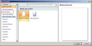 Templates In Word 2007 Zrom Tk Office Template Cv Word2 Mychjp