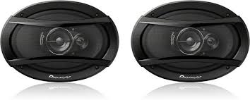 pioneer 6x9. pioneer 3-way 6x9 inch 420w coaxial car speakers ts-a936h speaker