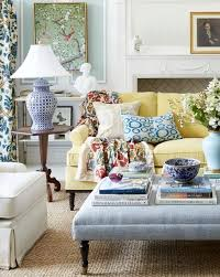 Chinoiserie Chic Living RoomChinoiserie Living Room