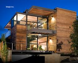 Awesome Modern Modular Prefab House With Wooden Wall And Ceiling .