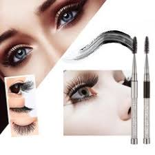 heated eyelash curler results. 1pc eyelash brush curler comb long fake mascara applicator rhinestone makeup brushes tools heated results e
