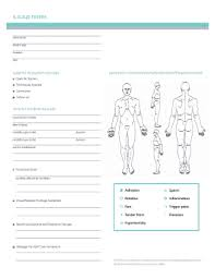 Medical Chart Note Templates 28 Printable Soap Note Format Template Fillable Samples In Pdf