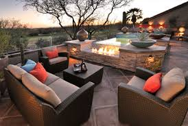 cement patio ideas design