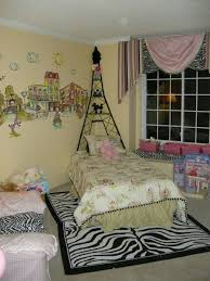 Girls Paris Bedroom Ideas 2
