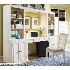 desk units for home office. Office Wall Units Home With Desk Ideas American Drew  Camden Buttermilk Desk Wall For K