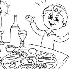 Small Picture Passover Coloring Pages passover coloring pages free Kids