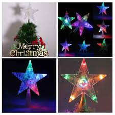 Paradise 2 In 1 Rotating Party Light 1 Pcs Hogar Paradise Color Changing Xmas Christmas Tree