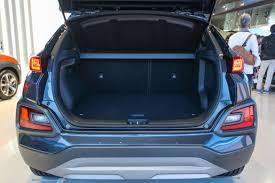 2018 hyundai kona interior. brilliant interior trunk intended 2018 hyundai kona interior