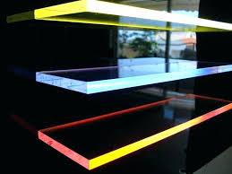 led glass shelf lighting led lighting shelf edge lit acrylic light tape shelves led glass shelf