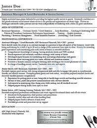 Newder Resume Example Toreto Co Examples Mixologist Sample Job