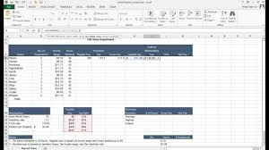 Federal Withholding Chart Vlookup And Federal Withholding Tax