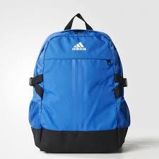 adidas rucksack. adidas originals bp training power 3 backpack medium color blue / white rucksack s