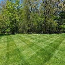 Mowing Patterns Magnificent Lawn Striping And Lawn Patterns Scag Power Equipment
