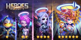 Heroes Infinity: RPG + Strategy + <b>Super Heroes</b> - Apps on Google Play