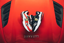 Puma ferrari shoes for women Puma X Ferrari Cell Venom Now Available Footpatrol Blog