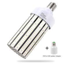 How To Change A Parking Lot Light Bulb 120w Led Corn Cob Light Bulb Large Mogul Base E39 Led Bulbs