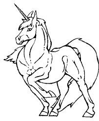 20 Disegni Da Colorare Unicorni Disegni Da Colorare