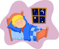 going to bed clipart.  Clipart The Boy Cartoon Was Asleep In Bed For Going To Bed Clipart I