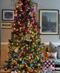 How To Decorate A Christmas TreeArtificial Blue Spruce Christmas Tree