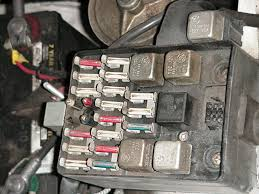 unofficial bmw e12 fuse box