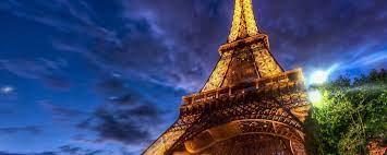 Eiffel Tower Evening – Get HD Desktop ...