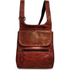 jack georges 7831 voyager buffalo cross handbag