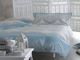grey and blue duvet covers