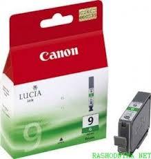 <b>1041B001 CANON PGI</b>-<b>9G Картридж</b> зеленый