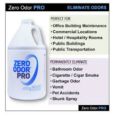 Zero Odor Odor Eliminator Products - Best bathroom odor eliminator