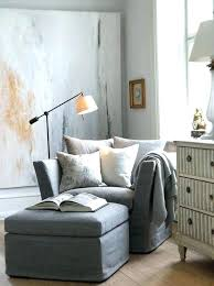 comfy chair and ottoman reading chair with ottoman top best reading chairs ideas on comfy reading comfy chair