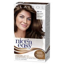 Clairol Hair Dye Color Chart Clairol Nicen Easy Original Permanent Hair Color 5g Medium Golden Brown 3 Count