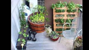Balcony Garden Garden Ideas Diy Balcony Garden Youtube