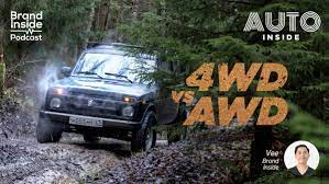 4WD กับ AWD แตกต่างกันอย่างไร   BI Podcast