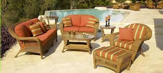 Marvelous Wicker Outdoor Seat Cushions Wicker Furnitureindoor