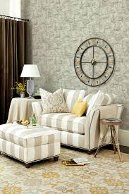 wallpapered office home design. Birch Tree Wallpaper In A Home Office Wallpapered Design