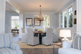 architrave pedestal table with round standard height dining tables beach style los angeles and
