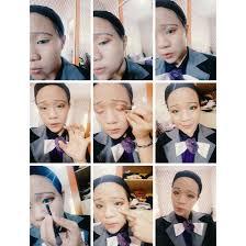 female eyes cosplay makeup tutorial by sseirun