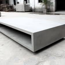 monoblock concrete coffee table metal legs monoblock concrete coffee table metal legs beut co uk