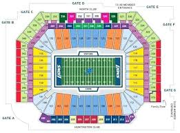 Rocket Mortgage Fieldhouse 3d Seating Chart Detroit Lions Seating The904 Co