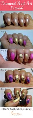 Best 25+ Diamond nail art ideas on Pinterest | Nail crystal ...