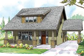 bungalow house plans. Bungalow House Plan - Greenwood 70-001 Front Elevation Plans