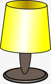 Clip On Light Bulb Shade Light Bulb Cartoon Clipart Light Lamp Yellow