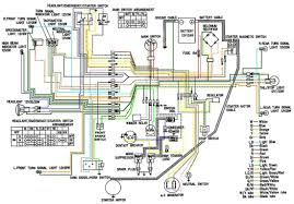 honda cb wiring diagram wiring diagrams and schematics cb100 wiring diagram nilza
