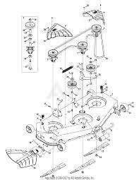 Cub cadet parts diagrams cub cadet xt1 lt54 fab tractor 2015