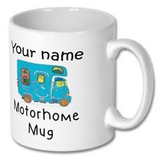 personalized mug motorhome coffee cing gift caravan printed novelty holiday