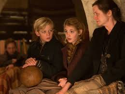 book thief interview brian percival and markus zusak talk  the book thief emily watson sophie nelisse