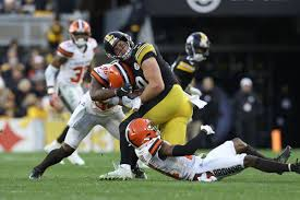 Steelers Have To Be Concerned About Their Te Depth Heading