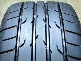 <b>Dunlop Direzza DZ102</b> 215/55R17 94V Used Tire 7-8/32
