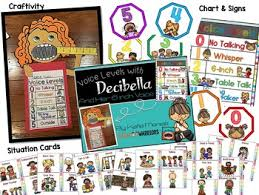 Decibella Voice Chart Voice Levels With Decibella And Her 6 Inch Voice