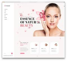 Hair Saloon Websites 32 Beautiful Spa Beauty Salon Wordpress Themes 2019 Colorlib